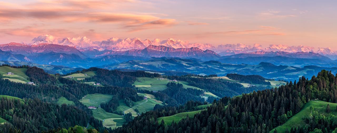 Silvester Alpen Rundflug | ab/bis Basel (BSL)