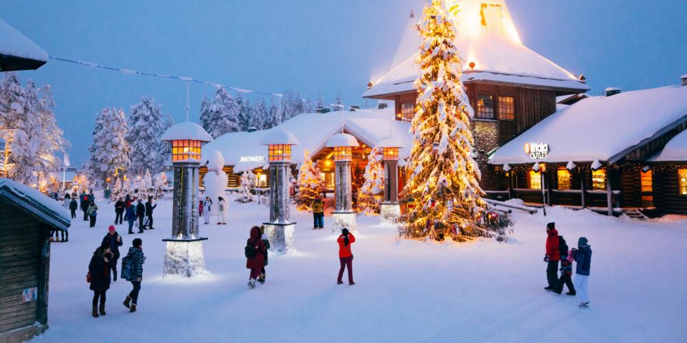 Santa Claus Village – Rovaniemi | ab/bis Zürich (ZRH)